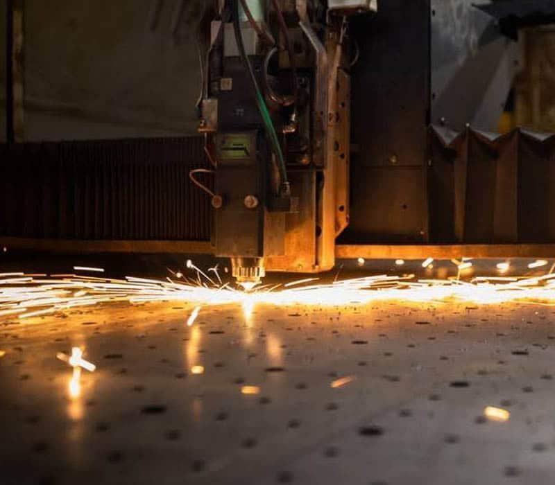 Лазерная резка металла MWS